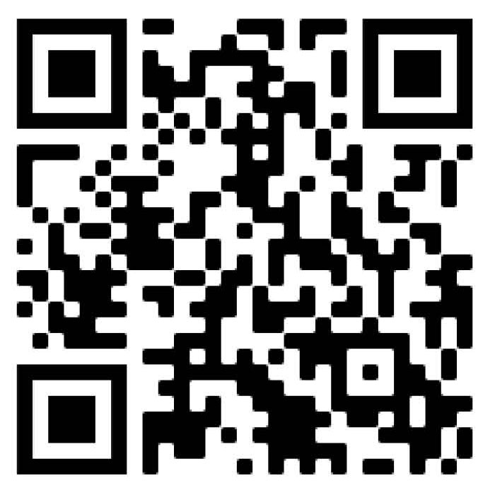 QR Code for registering to get a COVID-19 Test