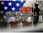 County Offices Closed Memorial Day