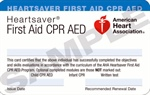 WilCo EMS Offers Heartsaver First Aid and CPR August 19