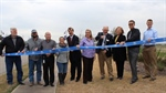 Ribbon Cutting for Ronald Reagan Blvd. at Santa Rita Blvd.