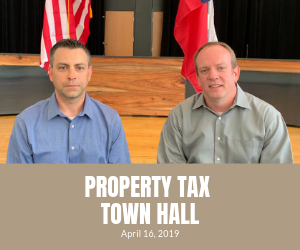 Property Tax Town Hall