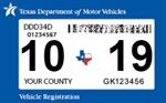 October Vehicle Registration Grace Period Ends