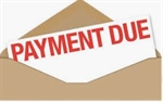 Property Tax & 1st Quarter Installment Payment due