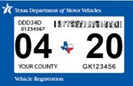 April Vehicle Registration Grace Period Ends