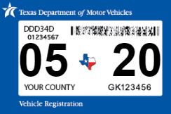May Vehicle Registration Grace Period Ends