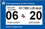 June Vehicle Registration Grace Period Ends