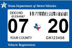 July Vehicle Registration Grace Period Ends