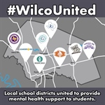 Local School Districts Offer Mental Health Support: #WilcoUnited