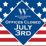 County Offices Closed July 3
