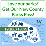 Love our parks? Get Our New County Parks Pass!