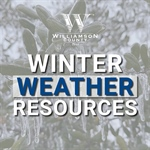 Water Distribution Locations and Other Winter Storm Resources Available