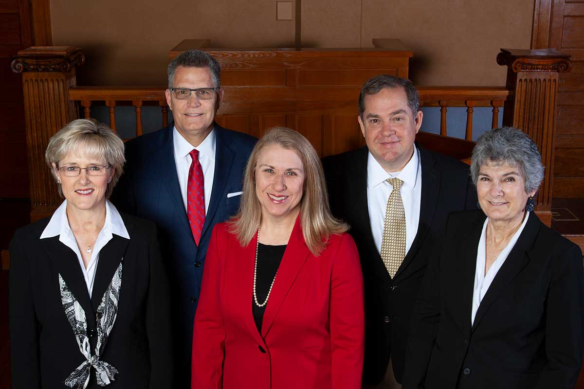 Commissioners Court for 2019