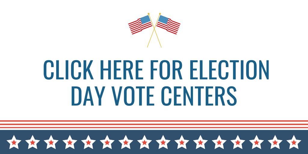 Click here for Election Day vote centers