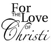 Logo for For The Love of Christi