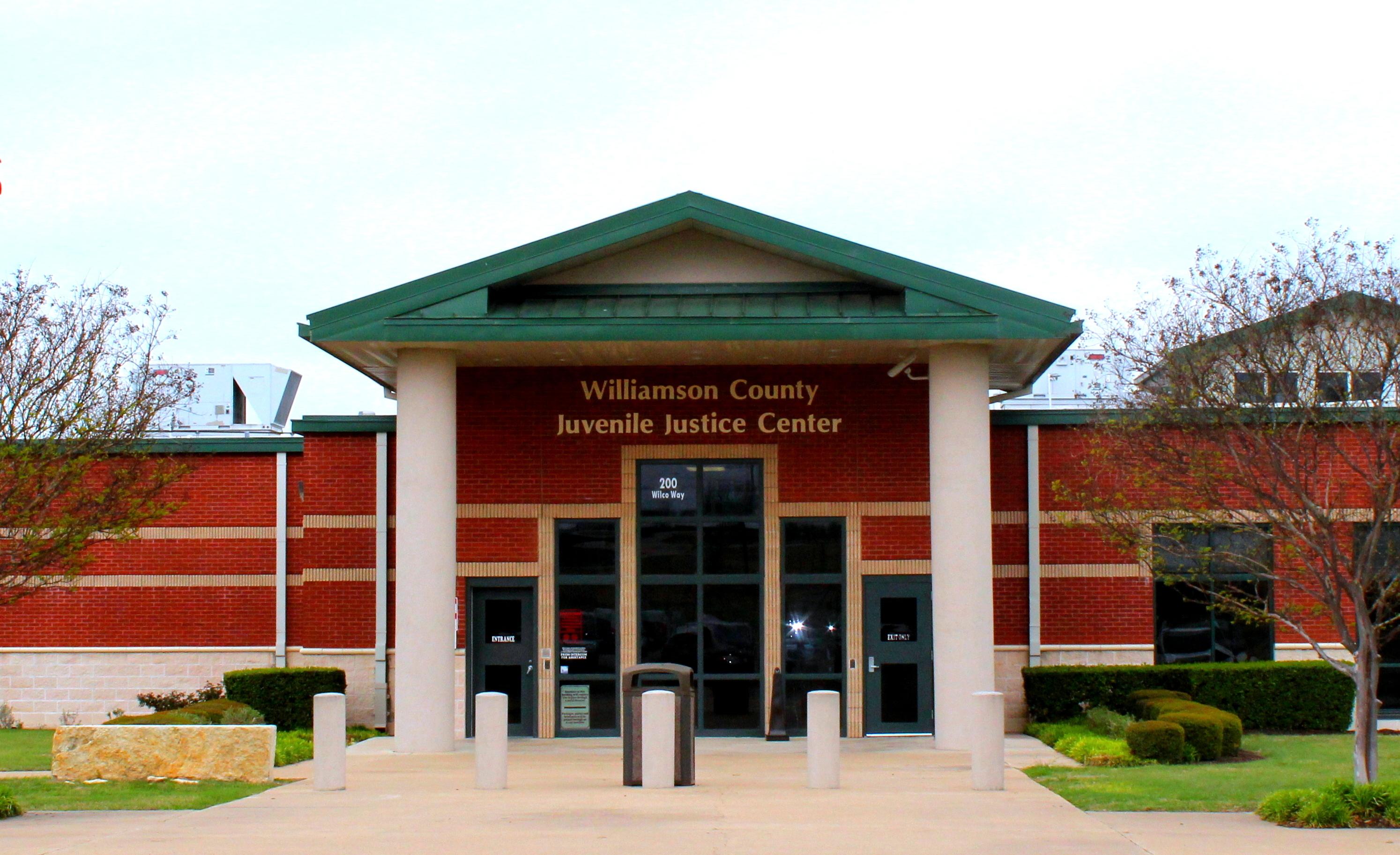 Wilco > Departments > Juvenile Services