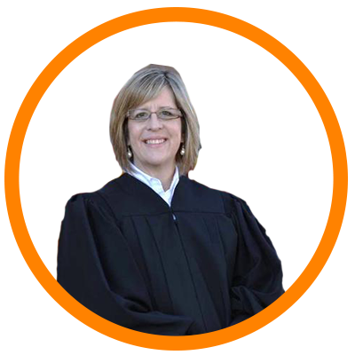 Judge Stacey Mathews