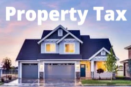 Click to go to the property tax home page.