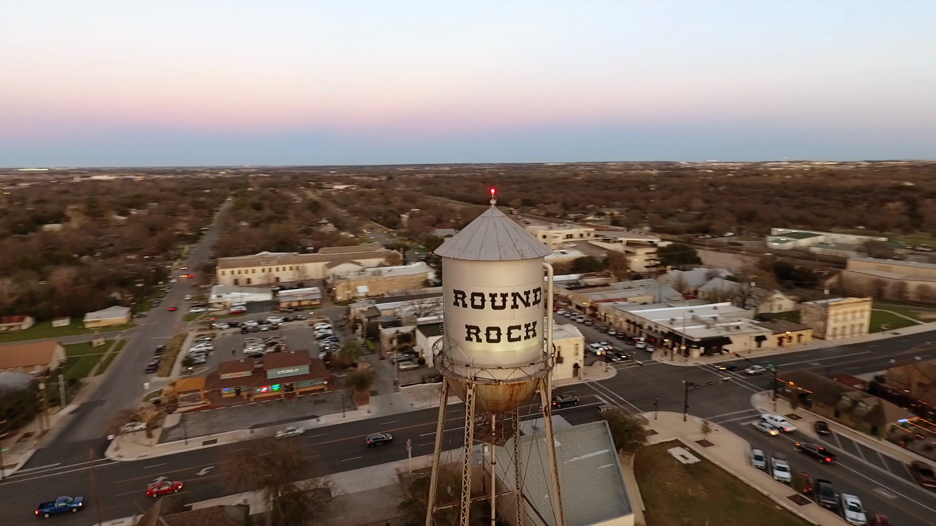 Round Rock Tower